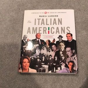 """Italian Americans"" Coffee Table Book"